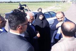 احداث جاده دسترسی مهرگان به قزوین ازمطالبات به حق مردم محمدیه است