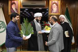 مراسم تکریم و معارفه مدیران ارشد سازمان تبلیغات اسلامی
