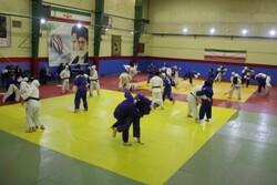 پیکارهای جودوی قهرمانی بانوان کشور در یزد آغاز شد