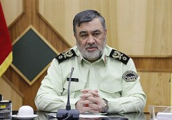 Police chief lauds security at Iran-Afghanistan border