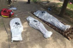 ۳ نفر در روستای وشنوه قم غرق شدند
