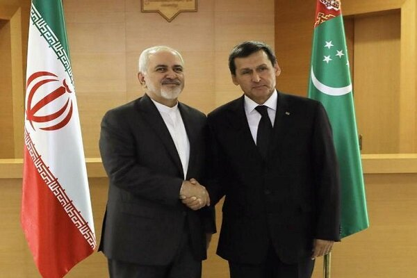 Iran fully ready to expand ties with Turkmenistan: FM Zarif
