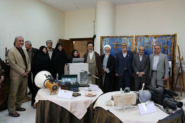 بازدید ۶ رئیس پیشین دانشگاه الزهرا (س) از اولین موزه دانشگاه