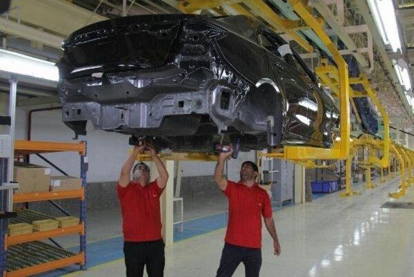خودروهای تجاری و سنگین در آذربایجان شرقی تولید میشود