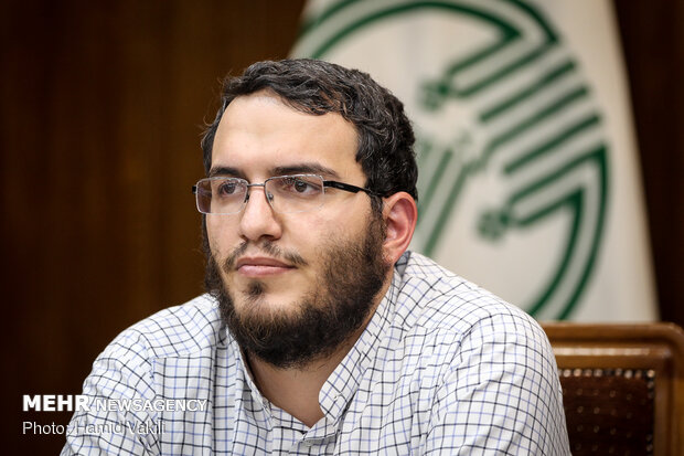 محمد مهدي دادمان قائم مقام رئيس سازمان تبليغات اسلامي