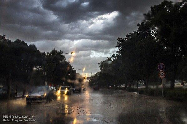 باران مهمان شهرهای استان سمنان شد/ تداوم بارشها تا یکشنبه
