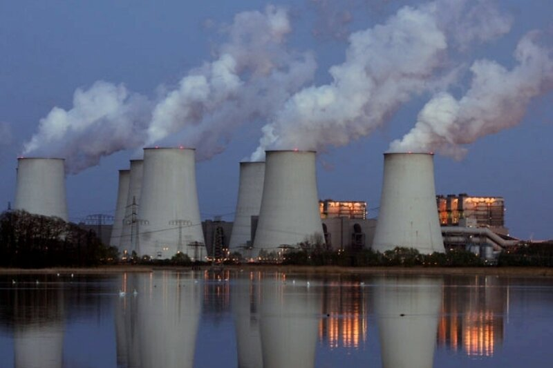 Thermal power plants account for 95% of Iran's power