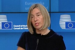 Mogherini hopes Iran-EU financial channel to become operational in next few weeks