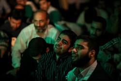 """مراسم الابتهال والدعاء في ليالي رمضان في مسجد """"الامام الصادق (ع)""""/صور"""