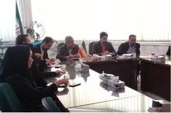 شورای سیاستگذاری جشنواره تئاتر منطقهای مرند تشکیل جلسه داد