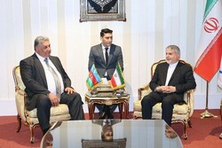 Iran, Azerbaijan sports officials discuss bilateral cooperation