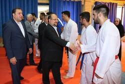 İran Karate Milli Takımı Türkiye'ye gidiyor