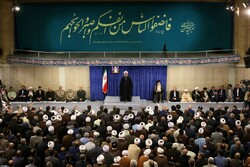 Devlet yetkilileri bugün İslam Devrimi Lideri'yle görüştüler