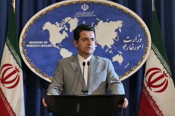 Iran slams Khaf-Herat railroad mine blast