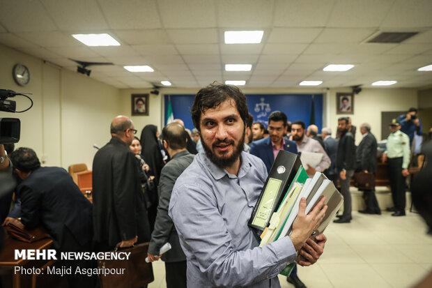 محمدهادی رضوی, وام ازدواج, بانک سرمایه, محمد شریعتمداری