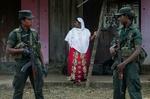 سری لنکا میں کورونا ایس اوپیز کے بہانے فوج کا مسلمانوں پر تشدد/ انکوائری کا حکم