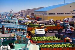 مسؤول جمركي يعلن  زيادة 20% في تصدير البضائع غير النفطية من ايران الى عمان
