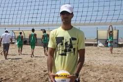 اختلاف والیبال ساحلی ایران با فینال قهرمانی آسیا بسیار کم بود