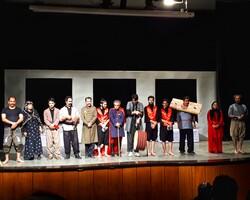 زندگی پهلوان نامی سنندج روی صحنه نمایش/نگاهی امروزی به تاریخ
