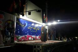 مراسم کاروان نشاط و معنویت در نصیرشهر رباط کریم برگزار شد