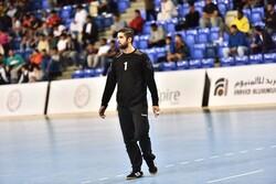 دروازهبان تیم ملی هندبال به یک تیم اسپانیایی پیوست