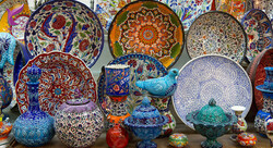 Tehran exports $84m of handicrafts