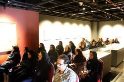 مدیران موزهها، مجموعهداران و کارشناسان در موزه فرهنگ فارس