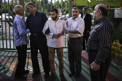 مراسم افطار رزمندگان گردان تخریب لشگر ۴۳ امام علی(ع)