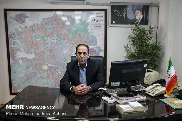 مسعود زندی, فاضلاب شهری, اداره محیط زیست شهر تهران, رود دره