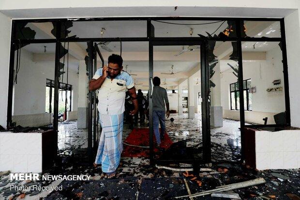 حمله به مسلمانان در سریلانکا
