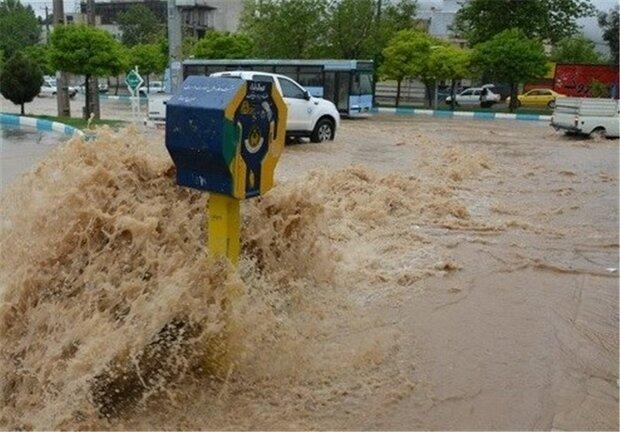 احتمال وقوع مجدد سیلاب در کاشان