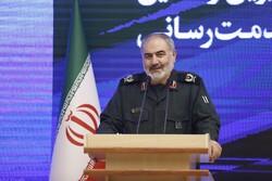 «سعید اسلامیان» به عنوان شهید سال ۱۳۹۸ سپاه همدان معرفی شد