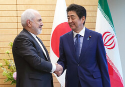 FM Zarif meets with senior Japanese officials in Tokyo