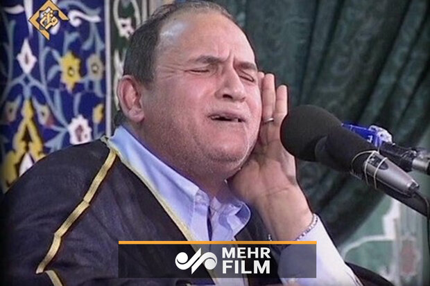 تلاوت زیبایی از سوره احزاب با صدای استاد احمد نعینع