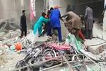 کوئٹہ کے علاقے پشتون آباد میں مسجد میں دھماکہ /  2 افراد ہلاک