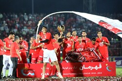 Persepolis FC secures a hat-trick of Iran Pro League title