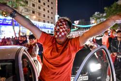 Persepolis fans celebrate 12th IPL title