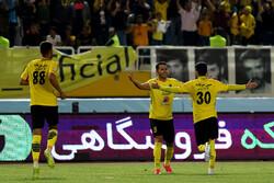 پیروزی سپاهان برابر شاهین بوشهر/ زردهای اصفهان صدرنشین شدند
