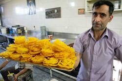 قنادان ملزم به فروش زولبیا و بامیه بصورت بسته بندی هستند