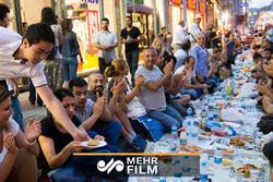 ترکیه در ماه مبارک رمضان