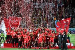Persepolis celebrate IPL championship