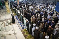تہران میں نماز جمعہ منعقد