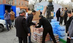 Indian Shias donate $715,000 to Iran's flood victims