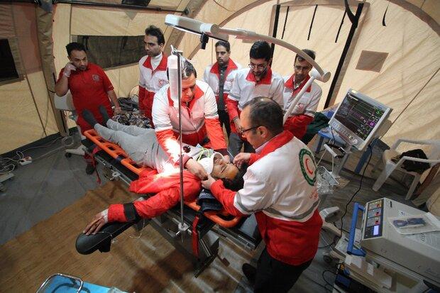 وقوع بیش از ۱۴۳۰ حادثه در کرمانشاه