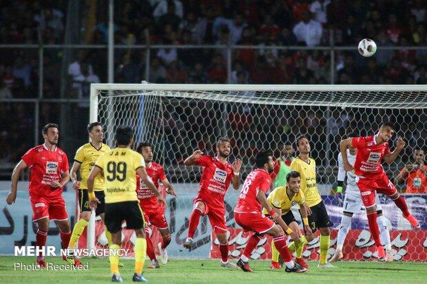 تعليق جميع مباريات الدوري الإيراني الممتاز حتى إشعار آخر
