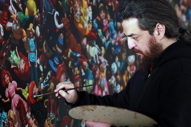 روایت «عروسکها» از تهران تا لندن/ الگوی اصلی هنریام «قرآن» است