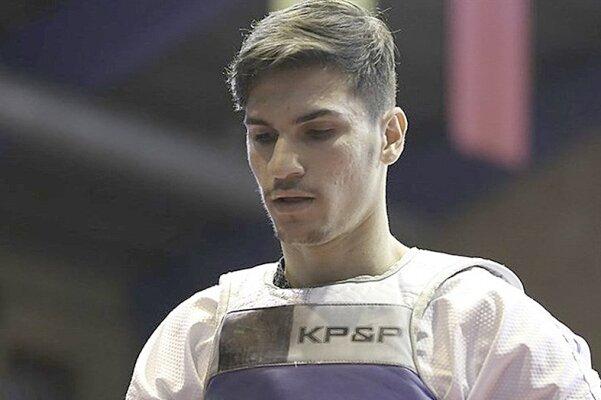 عرفان ناظمی حضور در رقابتهای جهانی را از دست داد/ کیانی حذف شد