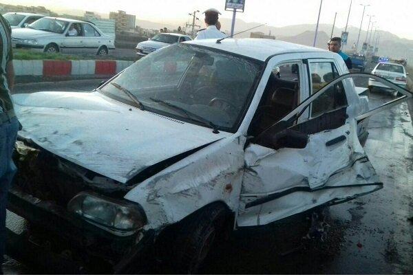 حادثه خونین رانندگی در مرند