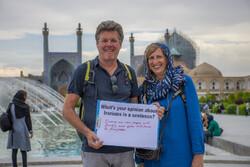 ما هي انطباعة السياح عن ايران بعد تعرفهم عليها وعلى شعبها؟ / صور