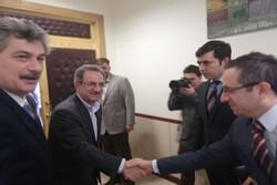 استاندار تهران با سفیر ترکیه دیدار کرد